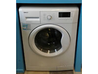 c650 white beko 7kg 1500spin A++ rated washing machine comes with warranty can be delivered