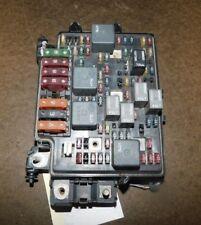 2000-2002 Chevy Silverado 1500 2500 3500/Tahoe Fuse Box ...