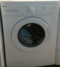 a060 white beko 6kg 1200 washing machine comes with warranty can be delivered or collected