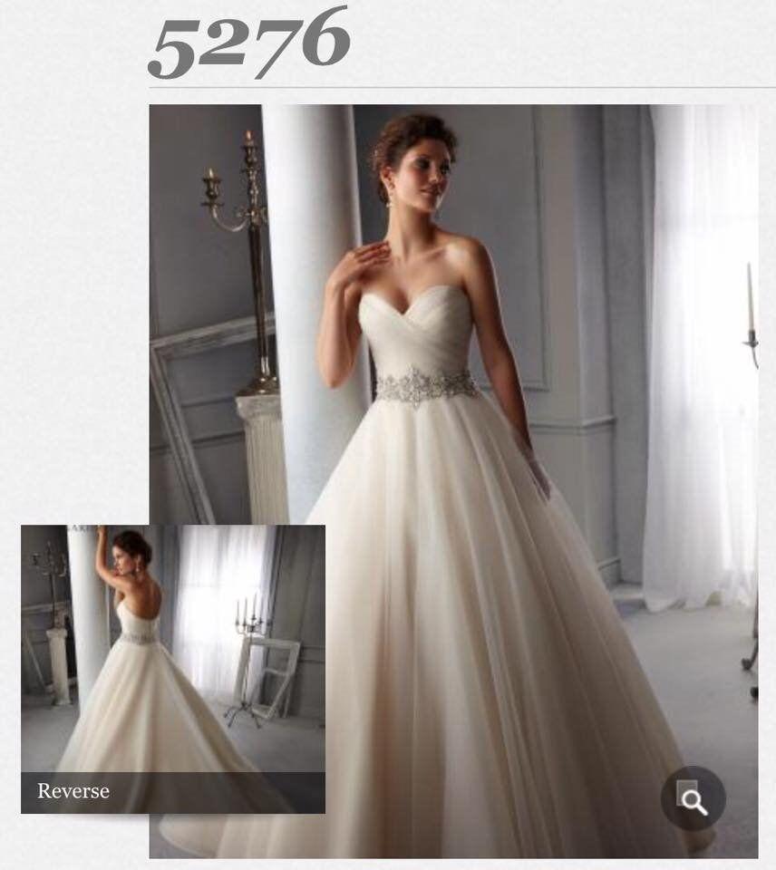 Mori Lee Wedding Dress & Veil for sale | in Birstall, West Yorkshire ...