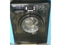 a151 black beko 7kg 1400spin A** rated washing machine come with warranty can be delivered