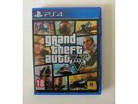 Grand Theft Auto V [GTA 5] PS4