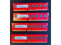 32GB DDR3 Gaming Ram