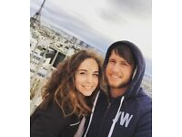 Young Professionals Couple Looking for 1 bedroom flat near Brighton Station!