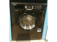 7KG BLACK BEKO WASHING MACHINE ,LED DISPLAY(4 months warranty)