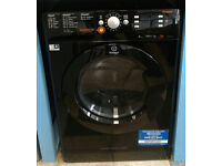 a134 black indesit 7kg & 5kg 1400spin A rated washer dryer comes with warranty can be delivered