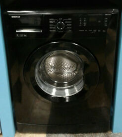 a700 black beko 7kg 1200spin A+ rated washing machine comes with warranty can be delivered