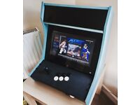 Tabletop arcade machine (loaded with 1000+ games)