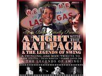 Rat Pack Tribute Night