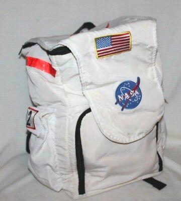 Get Real Gear NASA Commander Astronaut Backpack 15x18