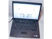 DELL Vostro 1520, Core 2 Duo 2x2Ghz/2GB RAM/100GB HDD/Windows 7 Pro COA