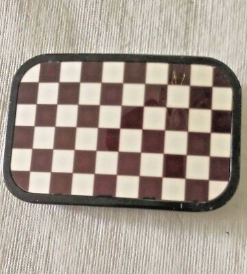1 Vintage Men's N.A.S.C.A.R Victory Flag Belt Buckle, Buckle-Down company.