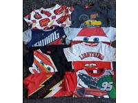 Cars Lightning McQueen Clothes Bundle Size 2-3 Years