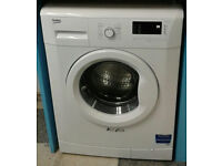 a792 white beko 8kg 1200spin A+ rated washing machine comes with warranty can be delivered