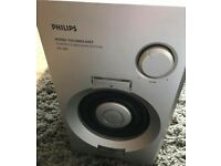 PHILIPS POWERED SUBWOOFER SYSTEM