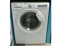 j224 white hoover 9kg&6kg 1600spin A washer dryer comes with warranty can be delivered or collected