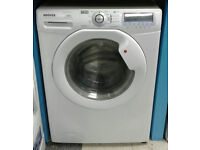 a224 white hoover 9kg&6kg 1600spin A rated washer dryer comes with warranty can be delivered