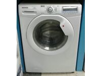 h224 white hoover 9kg&6kg 1600spin A rated washer dryer comes with warranty can be delivered