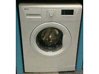 a617 white beko 7kg 1300spin A++ rated washing machine comes with warranty can be delivered