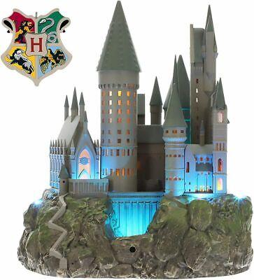 2020 Hallmark HARRY POTTER Hogwarts Castle Tree Topper Interactive FAST SHIPPING