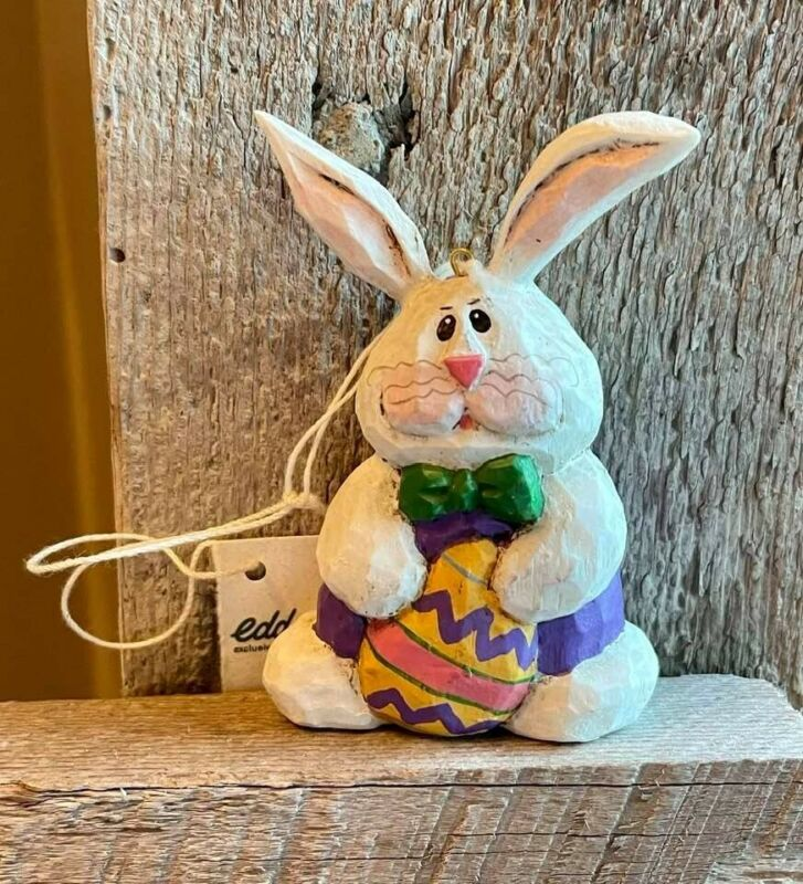 Eddie Walker * Midwest of Cannon Falls * Easter Bunny with Egg