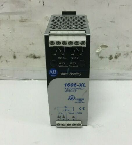 Allen-Bradley AB 1606-XL Dual Redundancy Module 1606-XLRED20-30