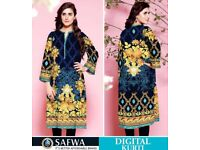 ladies Kurti only and suits winter wear price £20