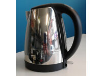 Stainless steel breville electric jug kettle graded with 12 month warranty can be delivered