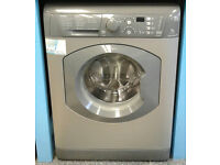 w378 graphite hotpoint 7kg 1200spin washing machine comes with warranty can be delivered