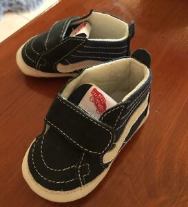 Baby Vans size 2 (brand new never worn) Coombabah Gold Coast North Preview