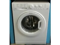 a567 white hotpoint 9kg 1400spin washing machine comes with warranty can be delivered or collected