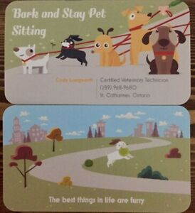 Bark and Stay Pet Sitting