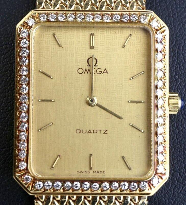 Omega 1377 Repair