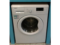 c641 white beko 7kg 1500spin A++ rated washing machine comes with warranty can be delivered