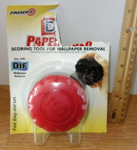 ZINSSER DIF Paper Tiger Scoring Tool for Wallpaper Removal 02966
