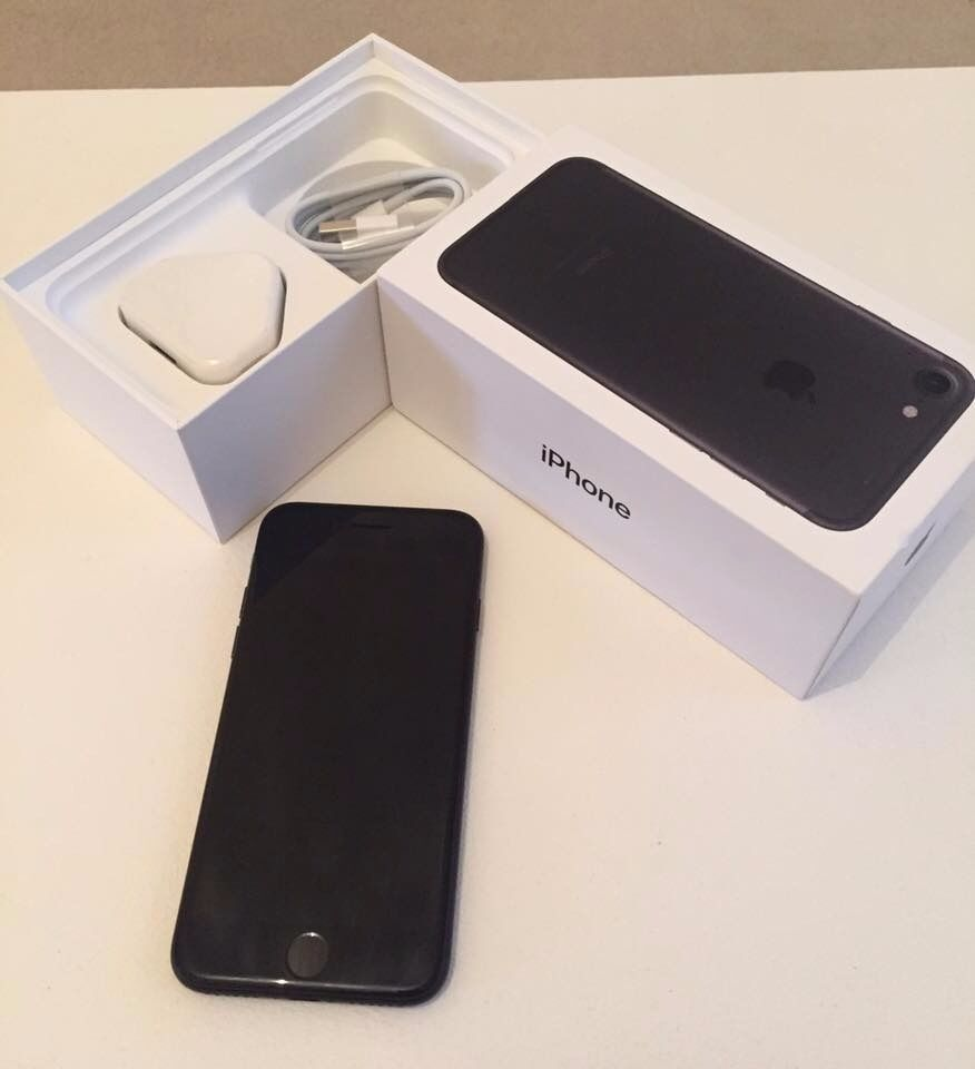 iphone 7 32GB black UNLOCKEDin Hartlepool, County DurhamGumtree - iphone 7 32GB black the iphone does not have a mark on it, practically brand new unlocked to any network 32GB black comes with box manuals sim pin charger plug/lead NO EAR PODS £400 no offers can deliver