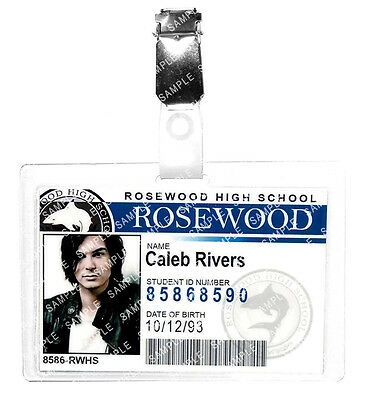 Pretty Little Liars Caleb Rivers Cosplay Prop Costume Gift Comic Con Halloween - Halloween Costume Pretty Little Liars