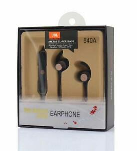 JBL Wireless Headphones Bluetooth In-EarAmazing Metal Super Bass Sound and Quality .SEALED BOXES