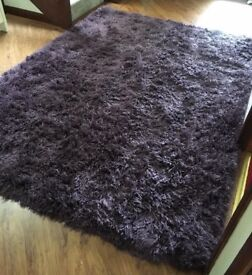 Large Plum/Purple Rug