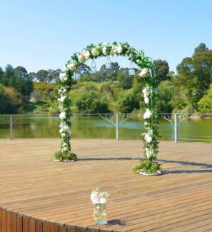 Wedding Arch - Ceremony/ Reception/ Melbourne Cup - FOR HIRE
