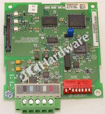 Allen Bradley 22-comm-d A Powerflex Devicenet Communication Adapter Qty