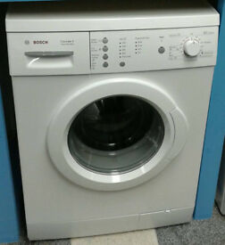 x561 white bosch 6kg 1200spin washing machine come swith warranty can be delivered or collected