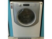 a761 white hotpoint aqualtis 9kg 1600spin A* rated washing machine comes with warranty