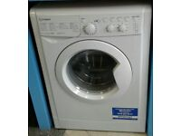 j132 white indesit 7kg 1400spin A+++ washing machine new with manufacturer warranty can be delivered