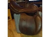 all leather horse saddle in excellent condition in dagenham essex
