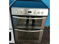 b182 stainless steel belling 60cm double ceramic electric cooker comes with warranty