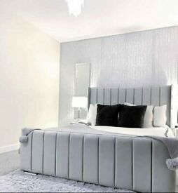 Custom made bed frame made to order in all sizes