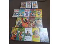 rik mayall vhs collection