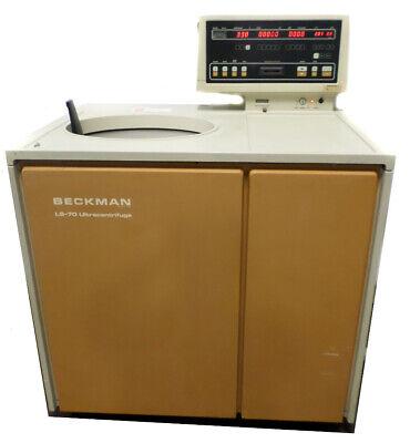 Beckman Ultracentrifuge L8-70r Cat 341304