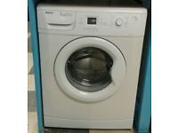 a154 white beko 7kg 1400spin A*A rated washing machine comes with warranty can be delivered